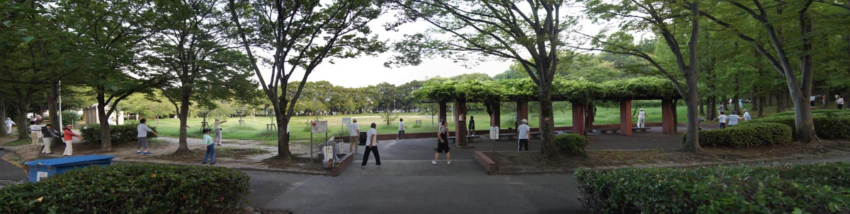 樟葉東公園