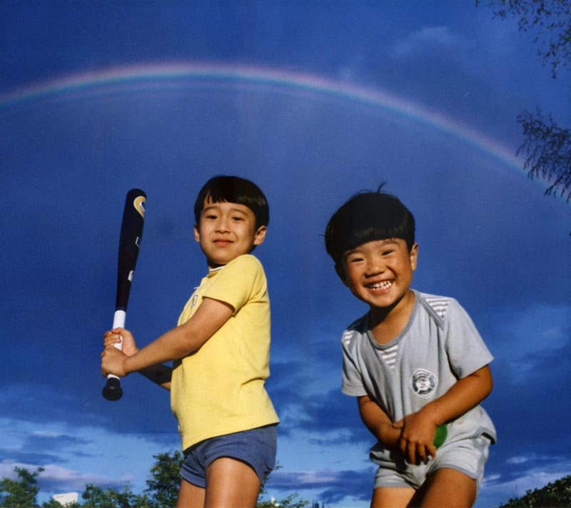 Rainbow2 栗生格二郎と栗生渓二郎の兄弟